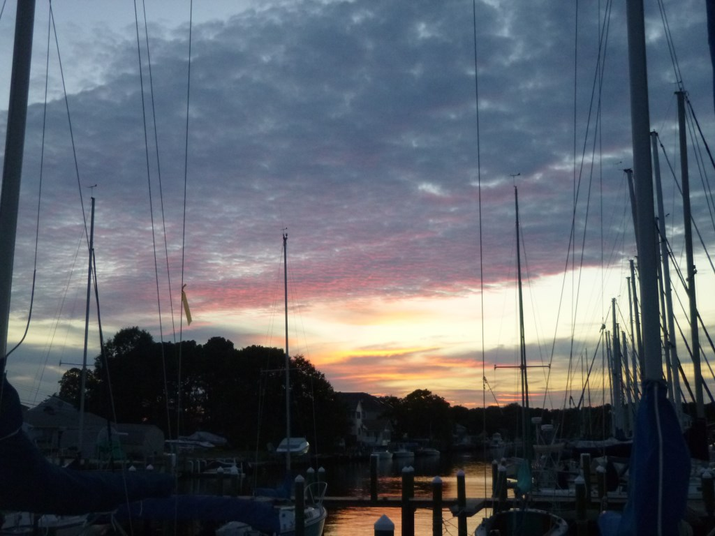 Yacht Rock Sunset