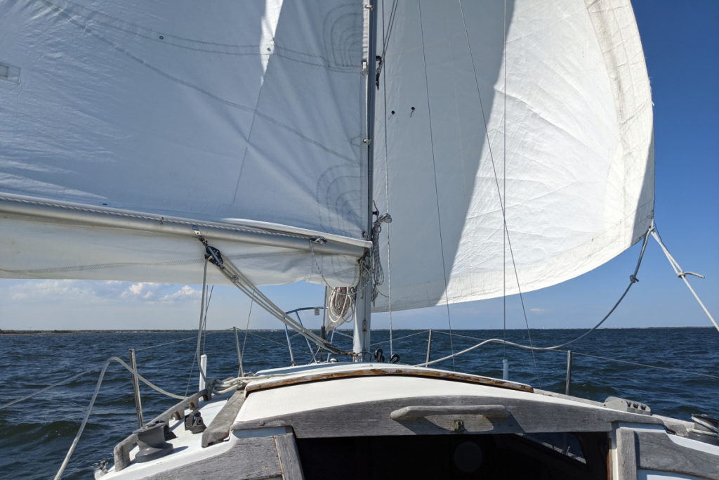 Wing and Wing Sailing