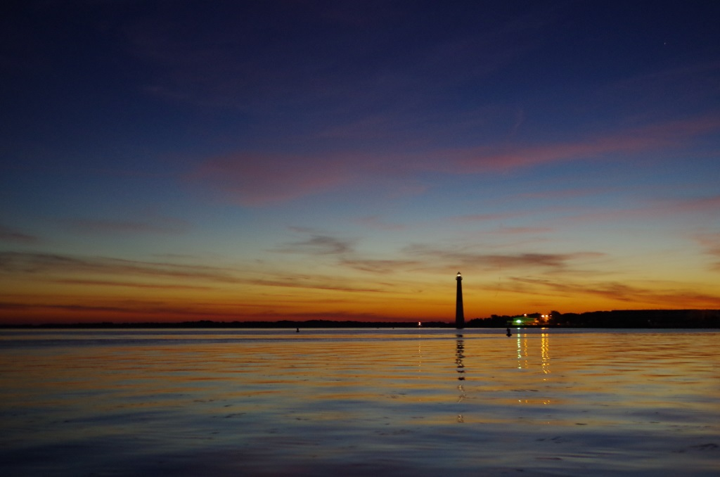 Barnegat Light Pre Dawn
