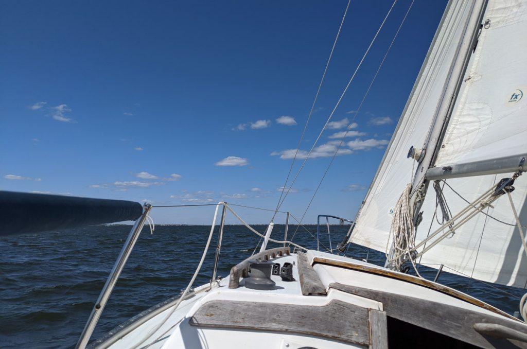 Fortuitous Sailing