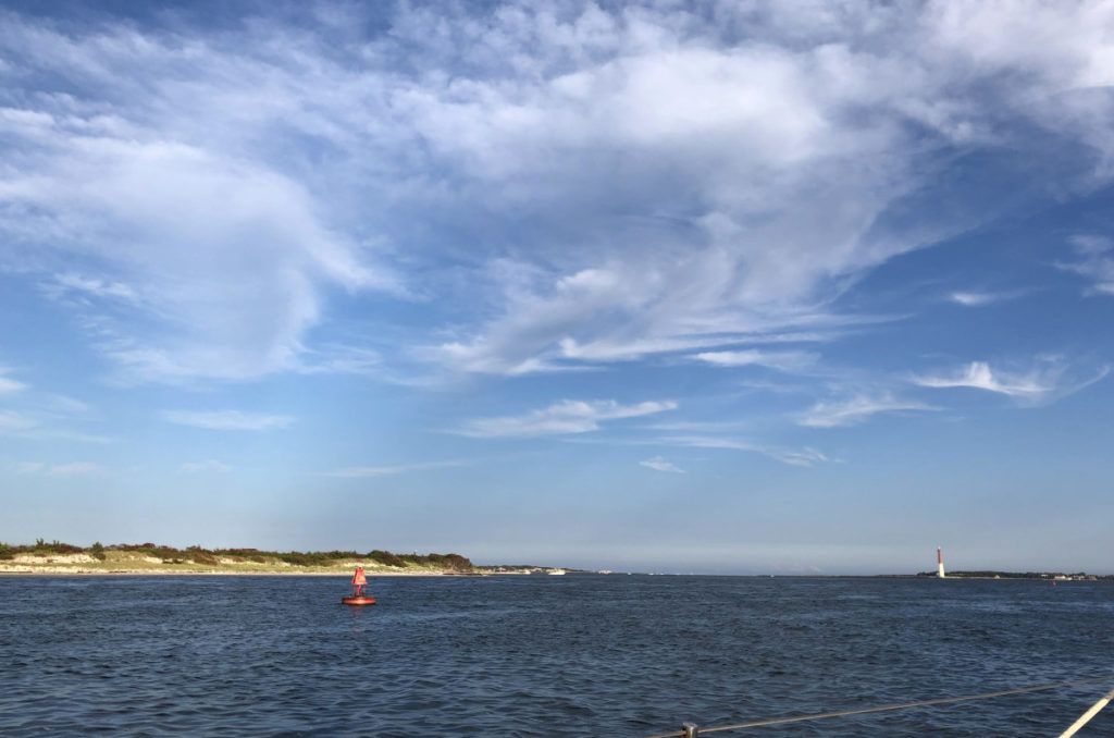 The Inlet and Lighthouse