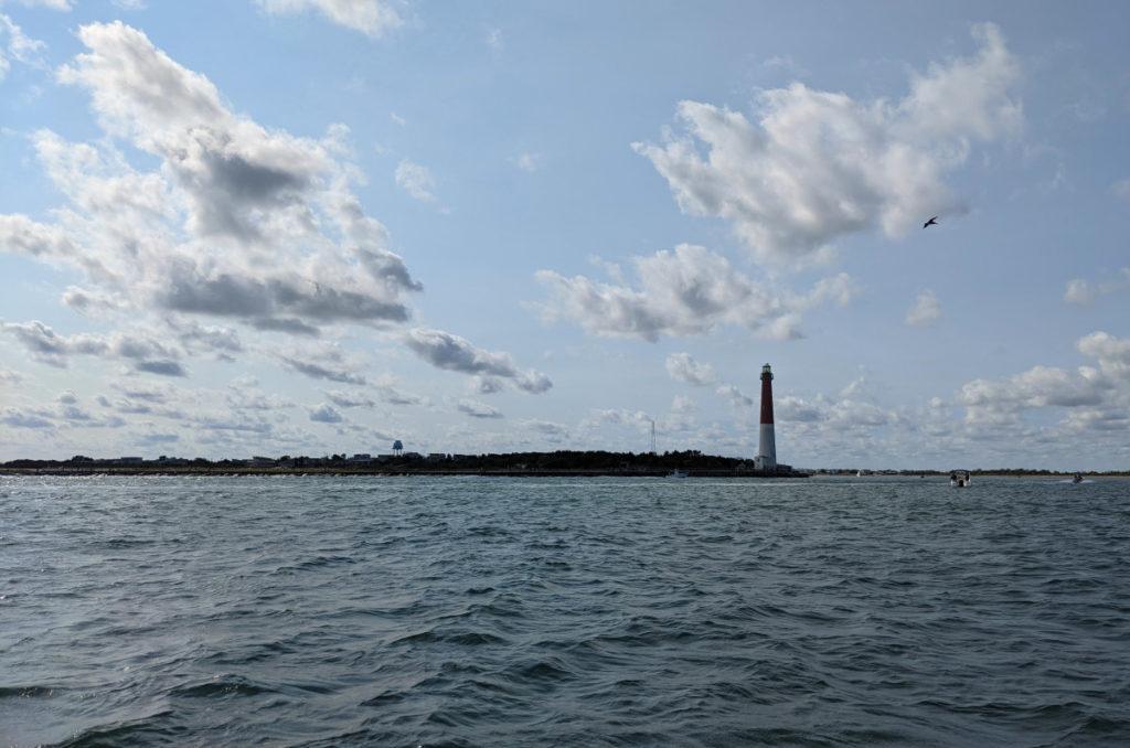 Inbound to Barnegat Bay