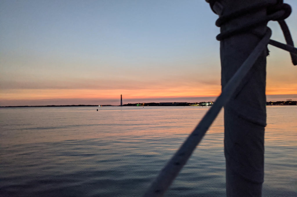 Eastern Sky at Dawn