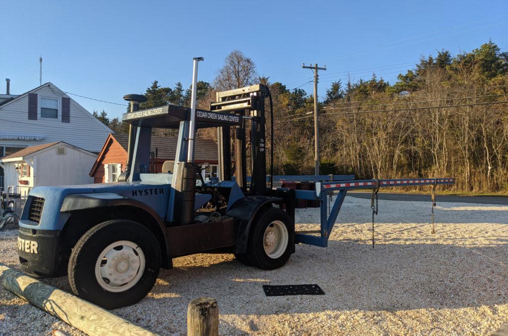 Macho Forklift