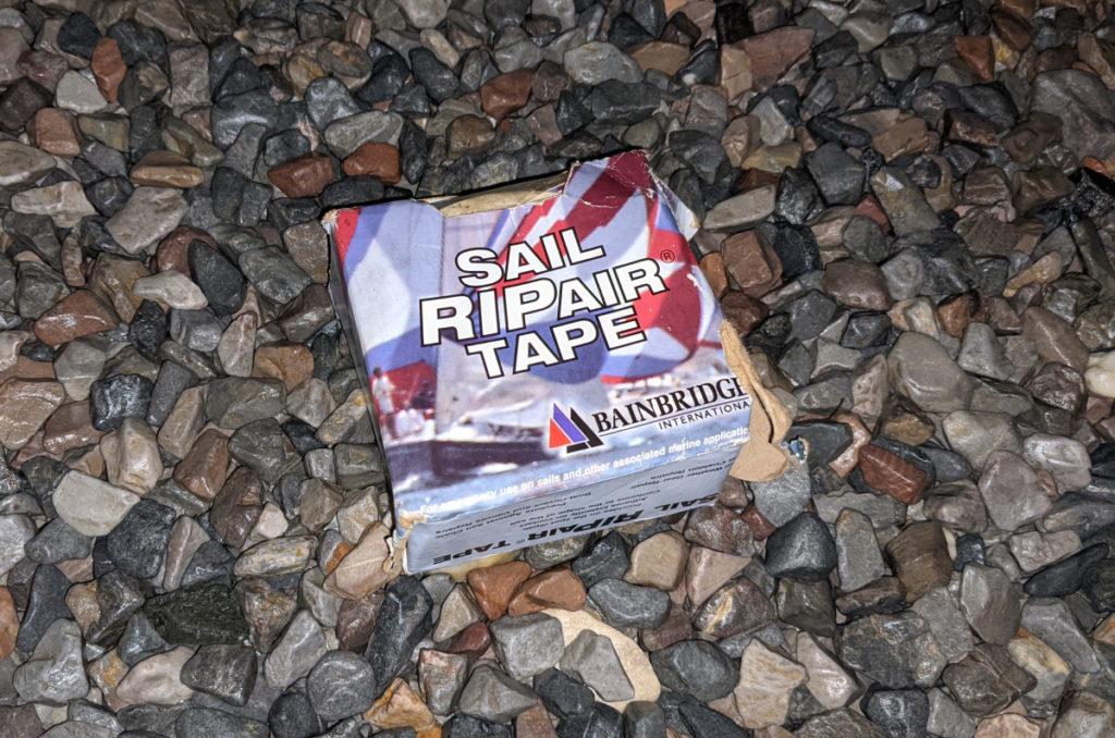 Box of Sail RIPair Tape