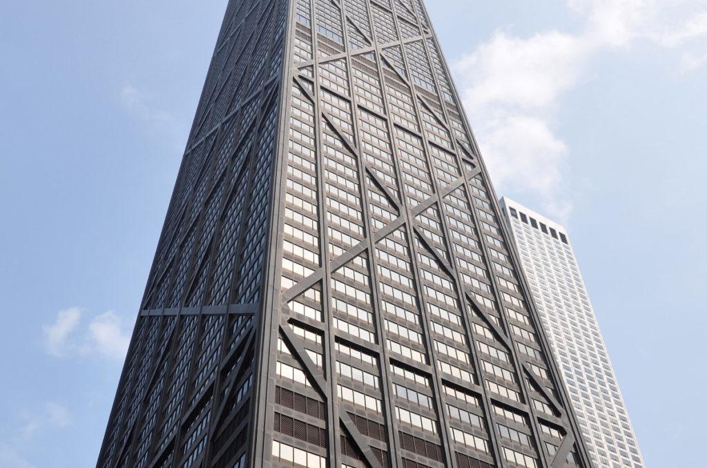 The John Hancock Center, Chicago