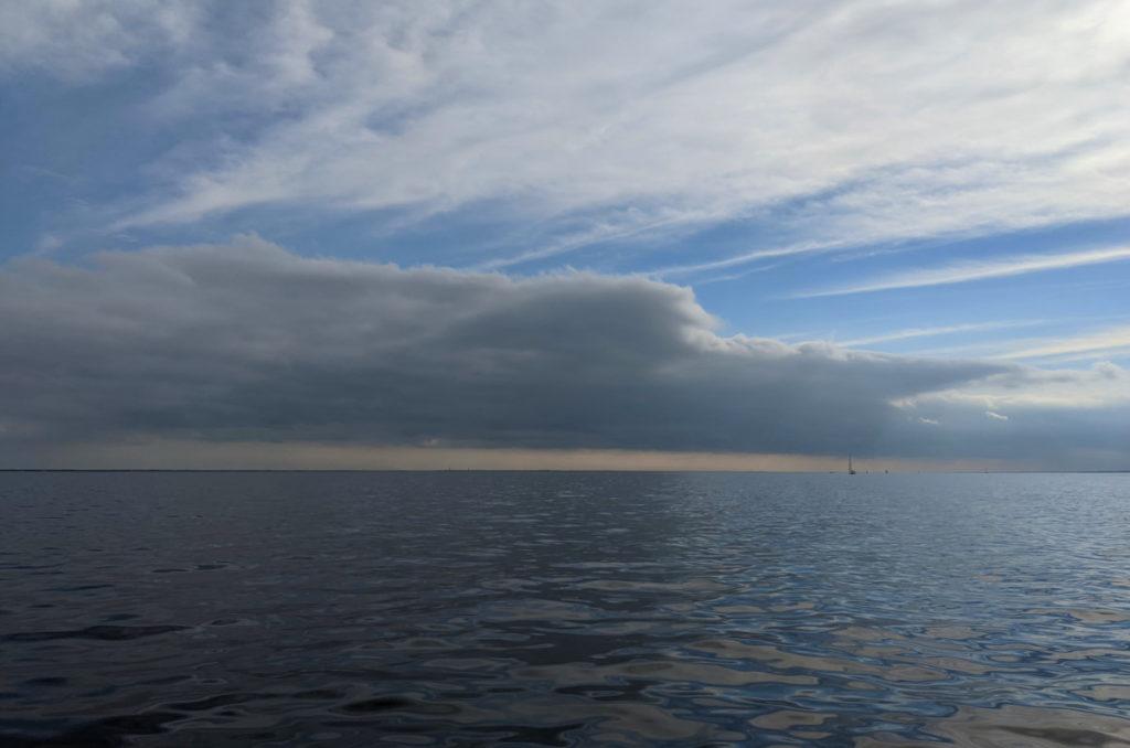 Distant Rain Cloud