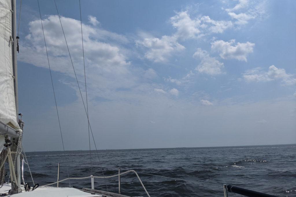 Blue Skies Sailing